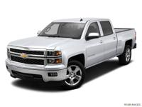 For a smoother ride, opt for this 2014 Chevrolet
