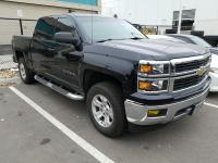Take command of the road in the 2014 Chevrolet
