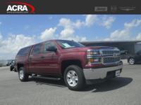 Chevrolet Silverado 1500, options include:  Power