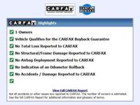 Certified. CARFAX One-Owner. Fully Detailed, Recent Oil