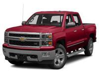Options:  2014 Chevrolet Silverado 1500 Lt|Miles: