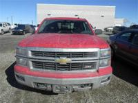 *LOCAL TRADE*. Silverado 1500 LT, 4D Crew Cab, EcoTec3