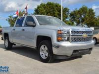 You're looking at a 2014 Chevrolet Silverado 1500