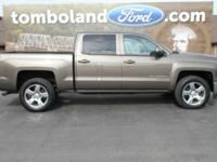 2014 Chevrolet Silverado 1500 LT Brownstone Metallic