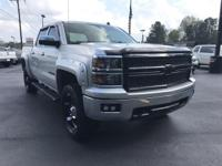 Options:  2014 Chevrolet Silverado 1500 Lt|This 2014