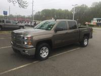 This 2014 Chevrolet Silverado 1500 LT 4WD has Only