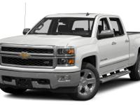 Options:  2014 Chevrolet Silverado 1500 Lt|Miles: