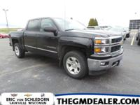 LT Z71 CREW CAB 4X4 WITH ALL STAR EDITION includes