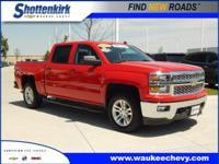Options:  2014 Chevrolet Silverado 1500 Lt|4X4 Lt 4Dr