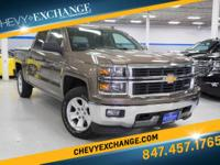 Options:  2014 Chevrolet Silverado 1500 Lt|Brownstone