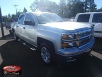 CERTIFIED PREOWNED CREW CAB 4X4 Please call us for more