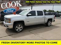 THIS ONE HAS THE LT TEXAS EDITION 4X4 PKG***5.3
