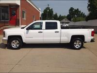 Options:  2014 Chevrolet Silverado 1500 Lt|Crew Cab