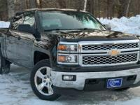 2014 Chevrolet Silverado 1500, Black, Non-Smoker, 10