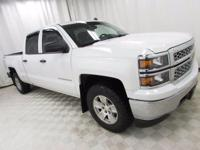 2014 Chevrolet Silverado 1500 LT Summit White