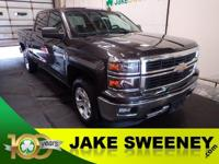 Meet our GM Certified 2014 Chevrolet Silverado. This