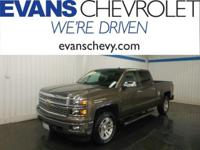 GM Certified!!LT Package!! Crew Cab!! 5.3L V-8!! Four