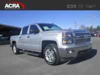 Chevrolet Silverado 1500, options include:  Steering