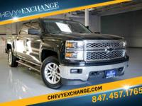 Options:  2014 Chevrolet Silverado 1500 Lt|Black|Jet