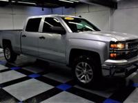 2014 Chevrolet Silverado 1500 LT In Silver Ice and *