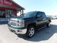 Options:  2014 Chevrolet Silverado 1500 Amazing Is One