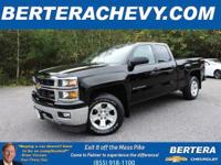 **ONE OWNER** 4x4 Double Cab LT w/Z71, 5.3 L,