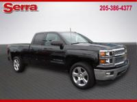 2014 Chevrolet Silverado 1500 LT 4WD 6-Speed Automatic