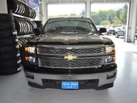 Options:  2014 Chevrolet Silverado 1500 Lt|Black|Here
