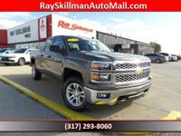 FUEL EFFICIENT 22 MPG Hwy/17 MPG City! LOW MILES -