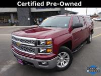 Options:  2014 Chevrolet Silverado 1500 Lt|Recent