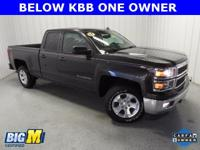 CARFAX One-Owner. Tungsten Metallic 2014 Chevrolet