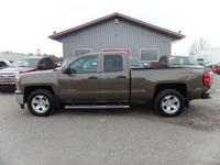 Options:  2014 Chevrolet Silverado 1500 Nothing Says