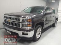 Options:  2014 Chevrolet Silverado 1500 4Wd Double Cab