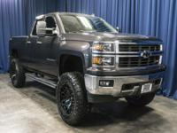 One Owner 4x4 Truck with Brand New Lift!  Options: