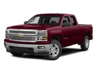 GM Certified! 2LT Package! Double Cab! Four Wheel