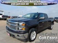 CLEAN CARFAX and ONE OWNER. 4WD. Extended Cab! Flex