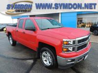 Options:  2014 Chevrolet Silverado 1500 Lt|4X4 Lt 4Dr