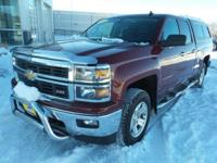 VERY NICE CHEVROLET 1500 CREW CAB WITH ONLY 46,000