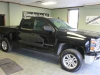 Options:  2014 Chevrolet Silverado 1500 Lt 4X4 4Dr