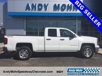 New Price! Summit White 2014 Chevrolet Silverado 1500