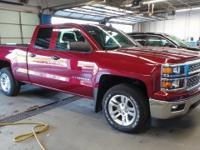 CARFAX One-Owner. Deep Ruby Metallic 2014 Chevrolet