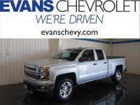 GM Certified!! LT Package!! Double Cab!! Four Wheel