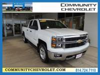 Chevrolet Silverado 1500 2014 LT CARFAX One-Owner.