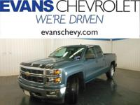 GM Certified!! 2LT Package!! Z71 Package!! Double Cab!!
