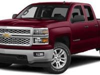2014 Chevrolet Silverado 1500 LT For Sale.Features:1LT