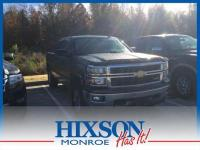 Hixson Ford of Monroe is excited to offer this 2014
