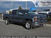 Options:  2014 Chevrolet Silverado 1500 Ltz|Blue|New