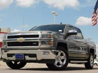 2014 Chevrolet Silverado 1500 Texas Edition Brownstone