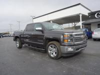 Options:  2014 Chevrolet Silverado 1500 Ltz|4X2 Ltz 4Dr