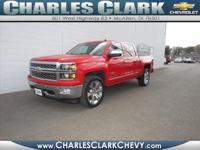 This 2014 Chevrolet Silverado 1500 LTZ is complete with